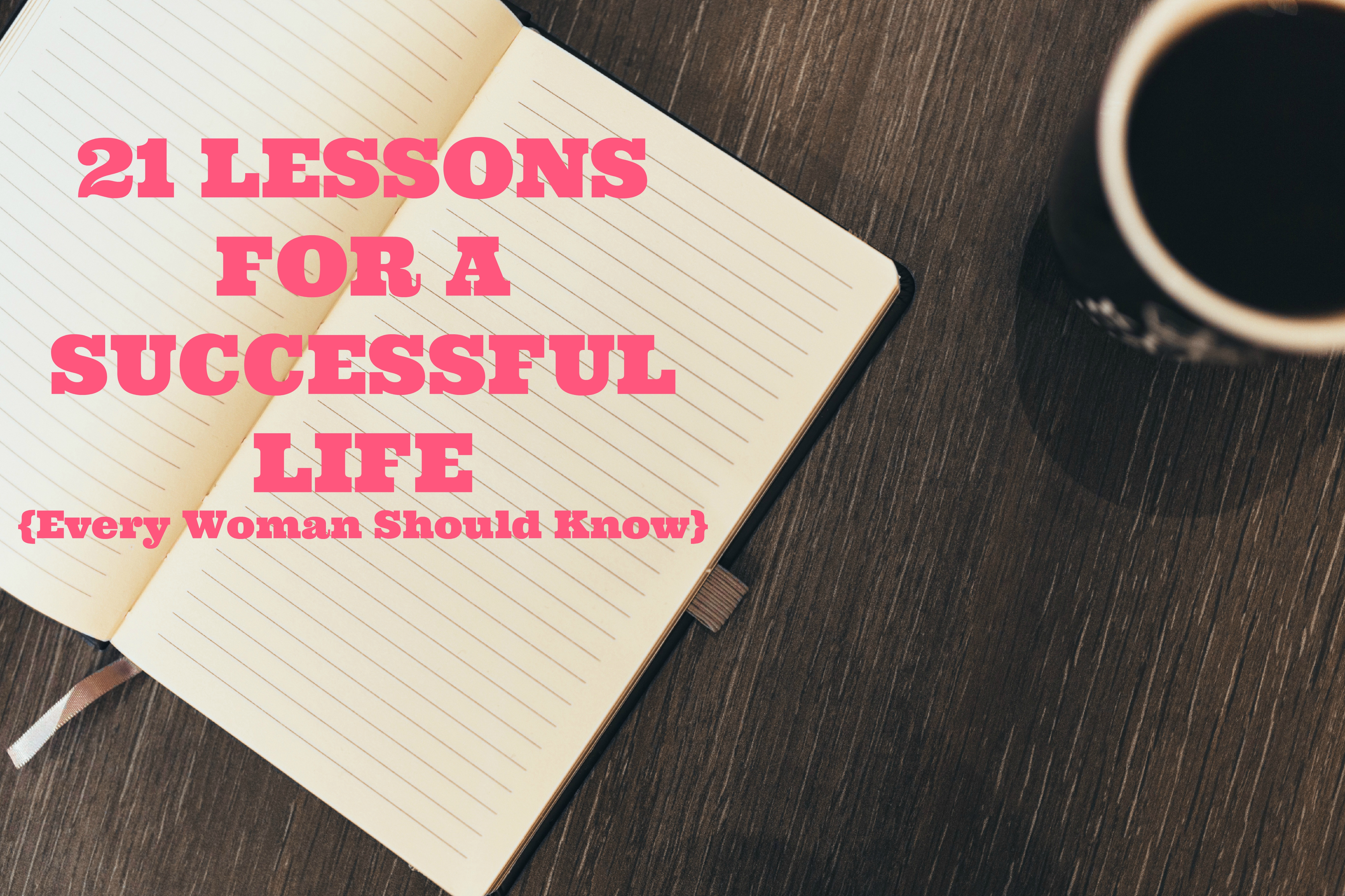21 lessons title