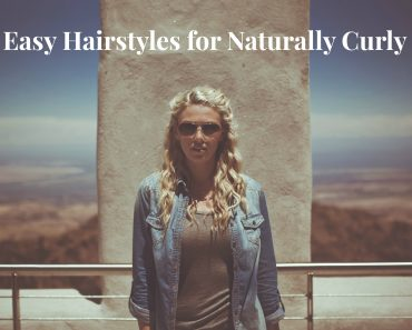 5 easy naturally curly hair