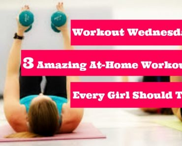 3 home workouts