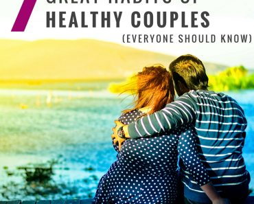 7 great habits of healthy couples that everyone should know