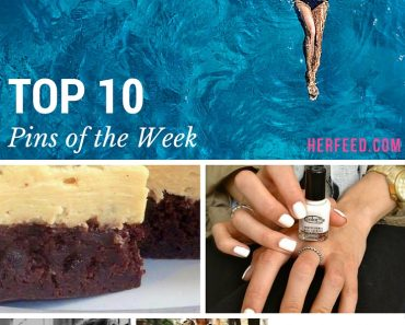 Our Top 10 Pins of the Week