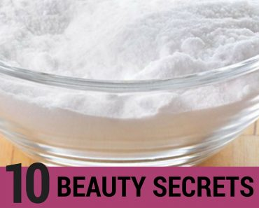 10 beauty secrets you need to know using baking soda