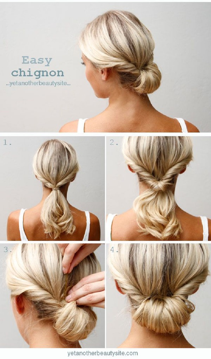 10 easy hairstyles for that growing out phase