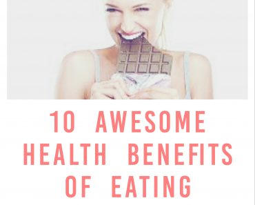 10 Awesome Health Benefits of Eating Dark Chocolate